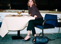Sofia Coppola and Louis Vuitton