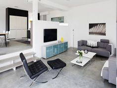 Perfect Studio Apartment Setup Ideas With White And Gray Accent Small Layout Modern