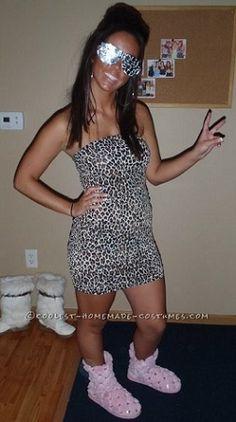 88c5c655f5 disfraz snooky jersey shore diy Halloween Costume Contest