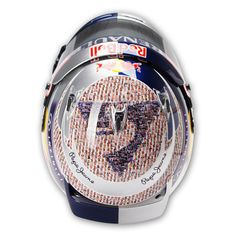Silverstone - British GP 2013 - RBR - dedicated to all members of Red Bull Racing team with photos of them on it, over than 530 workers of RBR