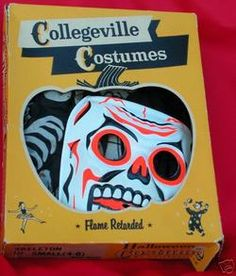 Vintage Halloween Kids Costumes - Ebay