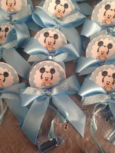Baby Mickey Mouse Guets Corsages / Pin Baby by designsbyemilys, $18.99