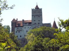 """Situated on the border between Transylvania and Wallachia, Bran Castle is commonly known as """"Dracula's Castle"""" and is marketed as the home of the renowned character in Bram Stoker's Dracula."""