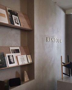 Cafe Interior, Modern Interior, Interior Architecture, Interior And Exterior, Interior Design, Cabinet Medical, Magazine Wall, Office Interiors, Retail Design