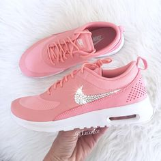 bling bling air max rose d'oro il regalo perfetto nike