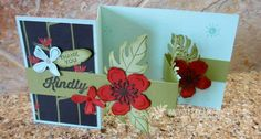 Stampin' Up! Stamp & Scrap with Frenchie: Botanical Blooms and Perfect Pairings Class in the mail
