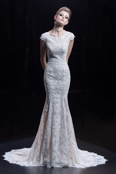 Bridal Gown Demetrios Platinum - Style DP323