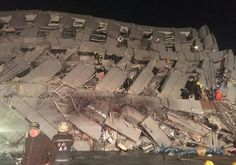 5 killed & 300 injured in Earthquake in Taiwan