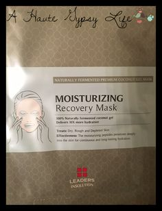 Leaders Insolution Moisturizing Recovery Mask: brightens dull and uneven skin tones. I love masks, so this is a yay from me and a good price point. The company sells tons of other masks for other skin issues. Contains a synthetic peptide called Telangyn - used in a lot of beauty products in Korea, but I was not able to find anything negative about it (feel free to tell me otherwise as I am curious to know). Also contains Niacinamide, which is a safe ingredient for aging skin (per Paula's…