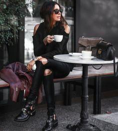 casual coffee date
