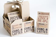 Everyone Loves the Chocolate! Today, we have brought a beautiful collection of some well-designed chocolate packagings for your inspiration. So, get your daily dose of inspiration and enjoy creating your own packaging design! Candy Packaging, Craft Packaging, Chocolate Packaging, Food Packaging Design, Coffee Packaging, Bakery Packaging, Branding Design, Latte, Chocolate Covered Espresso Beans
