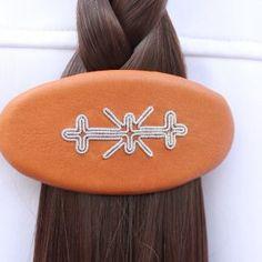Hair barrette
