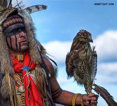 Coyote Benedict at the Kanasatake Mohawk International Pow Wow