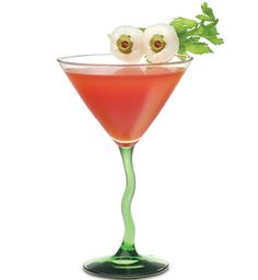 That's the Spirit! › Entertaining › 4 Spooky Vodka Cocktails for Halloween › Red Zombie