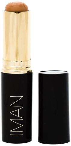 Iman Cosmetics Second To None Stick Foundation, Clay 3 *** You can find out more details at the link of the image.