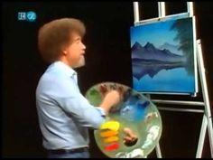 Bob Ross paint