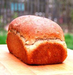 Whole-Wheat Maple Oatmeal Bread | Holy Cow! Vegan Recipes|Eggless Recipes|Dairy-free Recipes|Indian Recipes