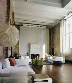 NY Loft  http://loft-design-guides.blogspot.com/2011/06/new-york-loft.html