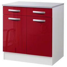 meuble_de_cuisine_bas_2_portes___2_tiroirs__rouge_brillant__h86x_l80x_p60cm