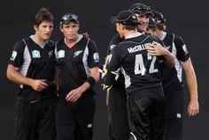 The Blackcaps - New Zealand's national men's cricket team