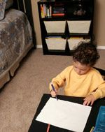 13 Tips To Help Get Your Kids Organized.