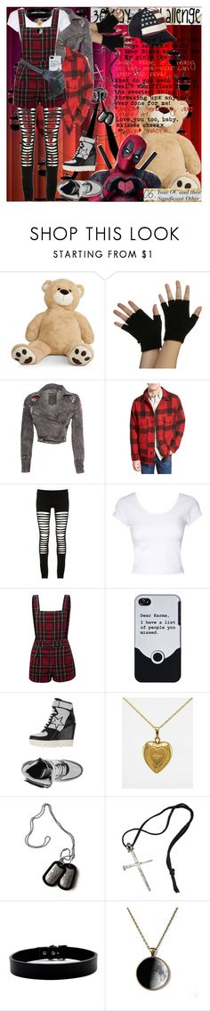 """""""Blake Day 6"""" by xx-black-blade-xx ❤ liked on Polyvore featuring Crafted, Filson, Maurie & Eve, Jane Norman, Ovye' by Cristina Lucchi, Lord & Taylor, Tom Binns and Merona"""