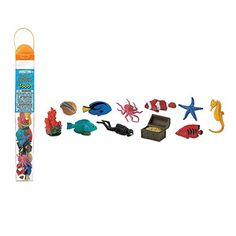 Safari Ltd Coral Reef TOOB Set Safari Ltd.