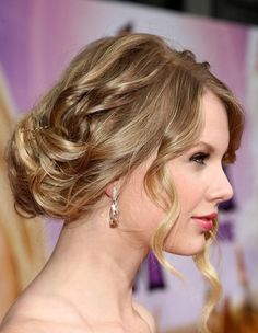 Messy Updo Hairstyles photo
