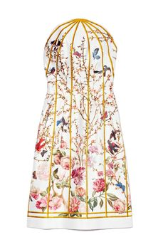 Thakoon's Birdcage Dress Is Garden-Party Perfect
