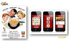 Campbell's Soup: 1947 & 2011