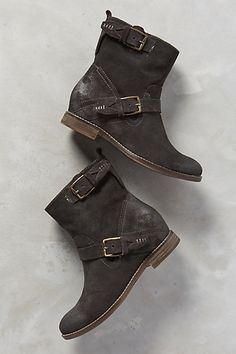 Dolce Vita Prestley Moto Boots #anthropologie COLOR: Carbon SIZE: 7
