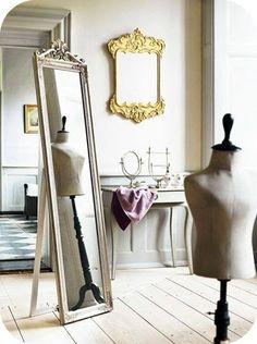 Espejos y Feng Shui | Decorar tu casa es facilisimo.com