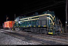 RailPictures.Net Photo: DL 1554 Delaware Lackawanna Alco RS-3 at Scranton , Pennsylvania by David Stewart