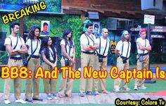 Bigg Boss 8 Breaking With Salman Khan: After Gautam The New Captain Is..