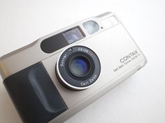 The Contax T2 - the killer compact - Japan Camera Hunter
