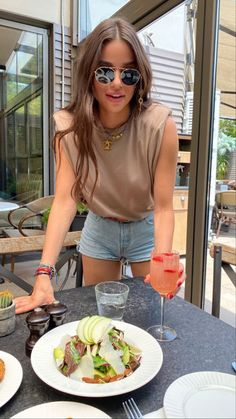 Short Outfits, New Outfits, Trendy Outfits, Summer Outfits, Cute Outfits, Fashion Outfits, Womens Fashion, Look Fashion, Fashion Beauty