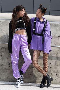 Mode Harajuku, Harajuku Fashion, Japan Fashion, Harajuku Girls, Asian Street Style, Japanese Street Fashion, Korean Fashion Summer Street Styles, Tokyo Street Fashion, Tokyo Street Style