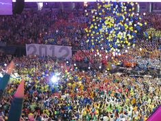 THON 2012, The Amazing Face of Penn State