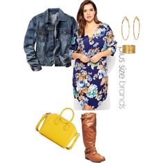 """""""my plus size saturday roadtrip with my boo/boho chic"""" by kristie-payne on Polyvore"""