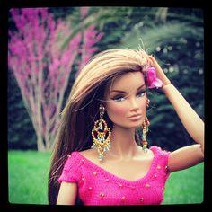 Barbie looks soo real