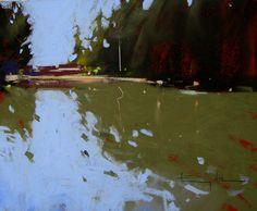 Tony Allain, pastel