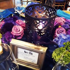 Adult birthday party.  Flowers, decor, and.design by @Chic Soiree Events
