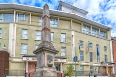 The fountain and obelisk at the Royal Hotel in Bray was erected, by public subscription, in memory of Dr Christopher Thompson, who died in 1876. I read somewhere that he was the only Medical Doctor in Ireland to have a monument such as this in their honour but I have photographed four others. Joining The British Army, Christopher Thompson, Moving To The Uk, Medical Doctor, General Hospital, Dublin Ireland, Portsmouth, Monuments, Cemetery