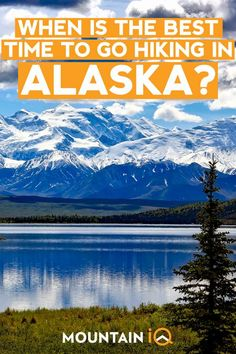 Alaska is a nature lover's paradise as it is filled with mountains, forests and wildlife! If you're going hiking in Alaska, here are our top 7 trails. Hiking Places, Go Hiking, Hiking Trails, Hiking Spots, Alaska Travel, Travel Usa, Forest And Wildlife, West Coast Trail, Colorado Hiking