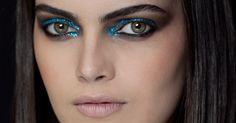Tendências de maquiagem SPFW Inverno 2014