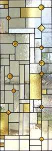 Frank Lloyd Wright stained glass.