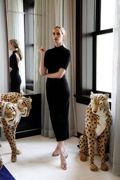 Lauren Santo Domingo, co-founder of online fashion retailer Moda Operandi. Looks Style, Style Me, Fashion Week, Womens Fashion, Fashion Trends, Street Style, Dress Me Up, Everyday Fashion, Ivanka Trump