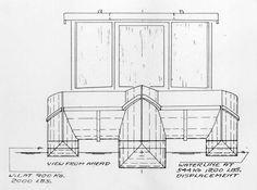 Bolger Bantam : Direct 50 % scaled up version........ - Boat Design Forums