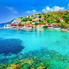 Kafelonia, Greece
