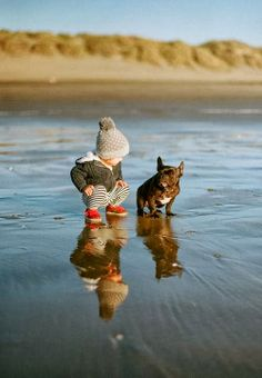 Before he is mans best friend he is boys best friend and protector. He'll always be there for you. No matter what you did. Or mood you're in. He is your constant companion. You're his best friend too!